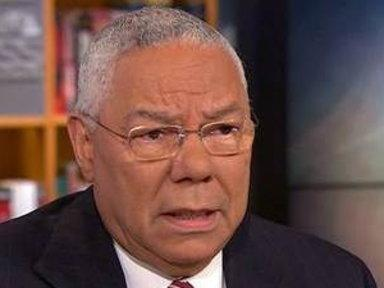 Powell Weighs in On Hagel, Afghanistan, Future of the GOP