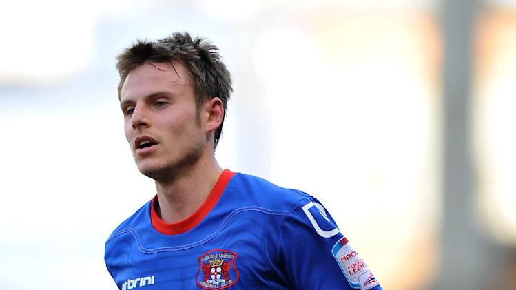 James Berrett feels Carlisle have improvement in them