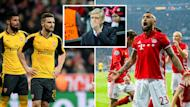 Champions League round-up: We should have expected this from Arsenal