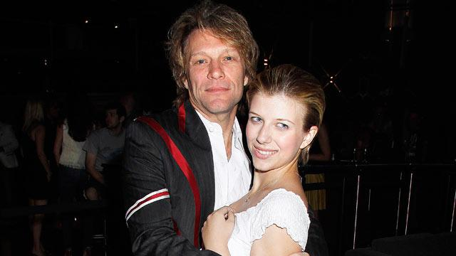 Bon Jovi's Daughter and Other Troubled Star Kids