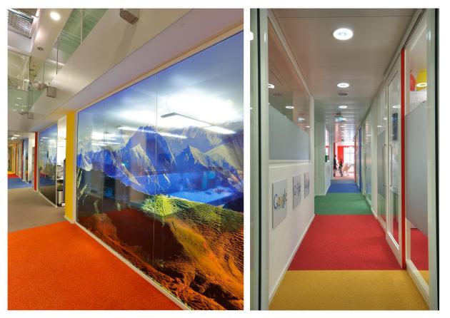 Google's Munich Office