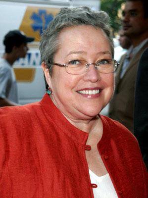 Premiere: Kathy Bates at the New York premiere of Paramount Pictures' The Manchurian Candidate - 7/19/2004