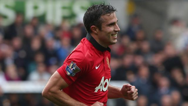 League Cup - Van Persie out of Liverpool clash