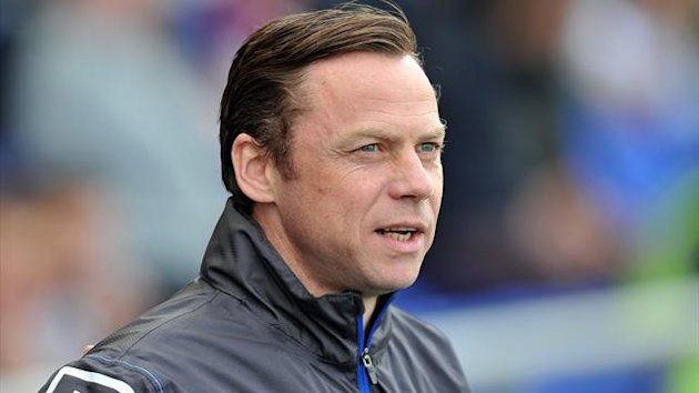 Paul Dickov, Oldham Athletic manager