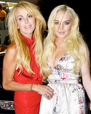 "Lindsay Lohan Backtracks: Mom Dina ""Was Not on Cocaine"" During Late Night Fight"