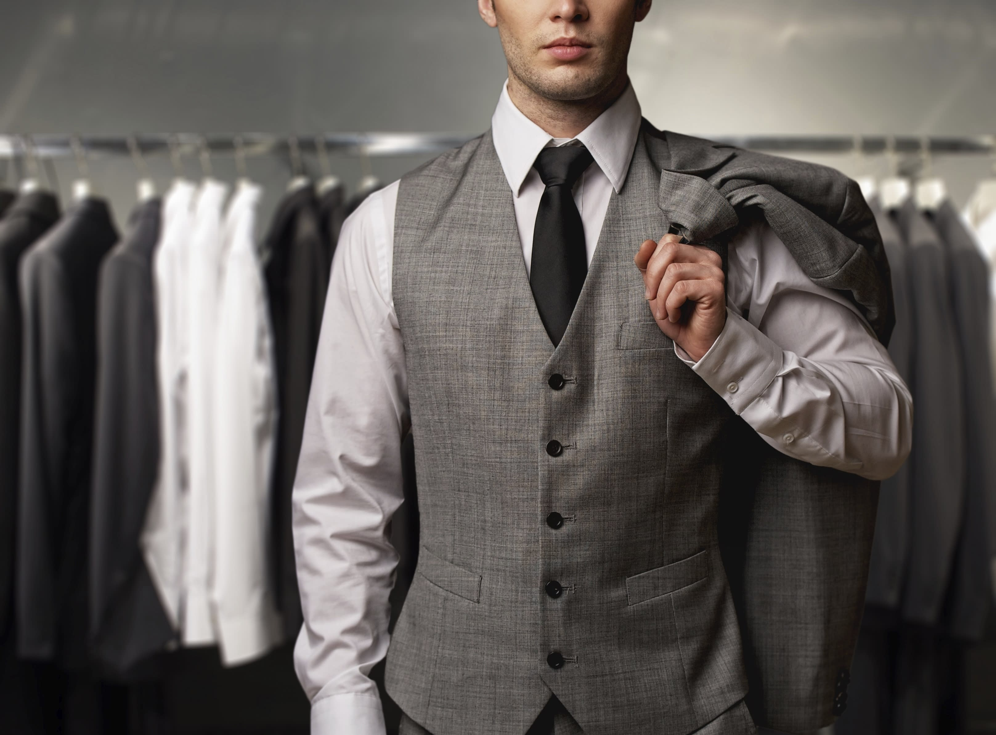 The power suit is alive and well. Here\u0026#39;s how to dress for success ...