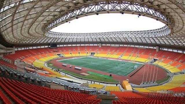 World Cup - Moscow's Luzhniki stadium to stage 2018 World Cup final