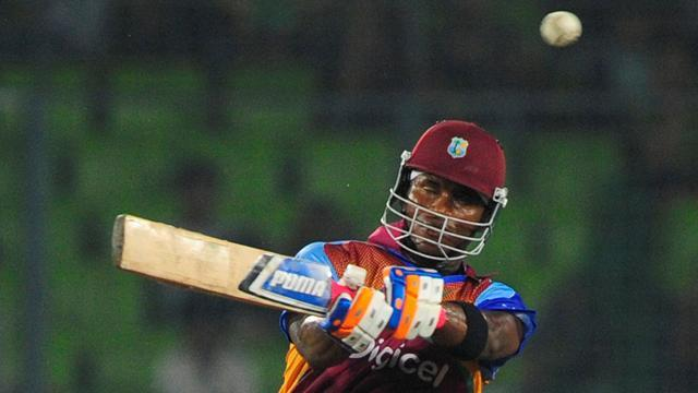 Cricket - West Indies beat Bangladesh in one-off Twenty20