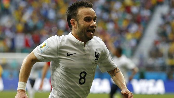 Ligue 1 - Valbuena agent denies €7m transfer to Dynamo Moscow