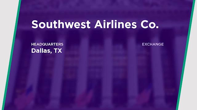 Trending Now: Southwest Airlines Co.