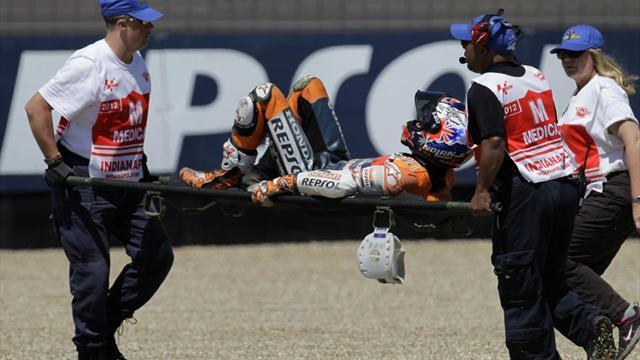 Moto - Stoner will race in  Indy GP