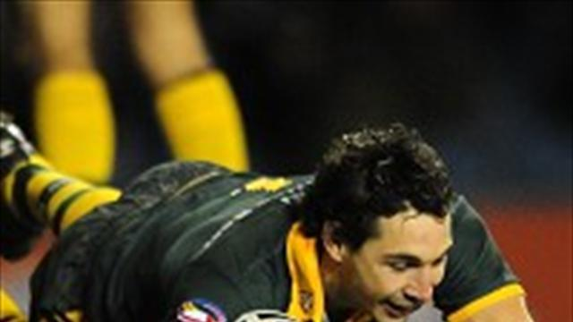 Rugby League - Grand Final stars in Storm squad