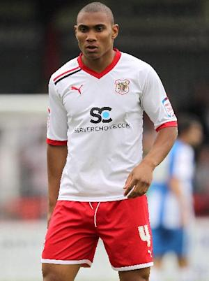 Darius Charles scored five times in 34 appearances for Stevenage last year