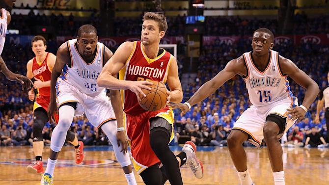 Houston Rockets v Oklahoma City Thunder - Game Five