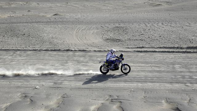 Dakar - Bikes: Verhoeven pounces as Despres and Faria consolidate