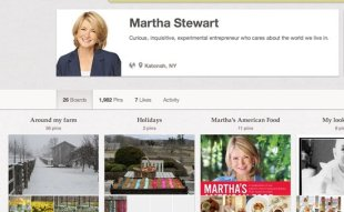 5 Brands Using Pinterest Right and How to Learn from Them image martha stewart pinterest
