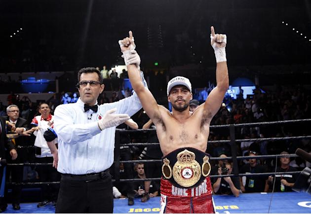 Keith Thurman, 27-0 with 22 knockouts, will defend his World Boxing Association crown for the third time