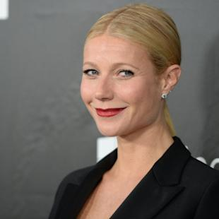 Gwyneth Paltrow attends amfARs fifth annual Inspiration Gala in Los Angeles, October 29, 2014 at Milk Studios in Hollywood -- Getty Images