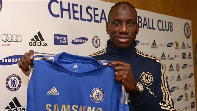 Premier League - Chelsea seal Ba signing