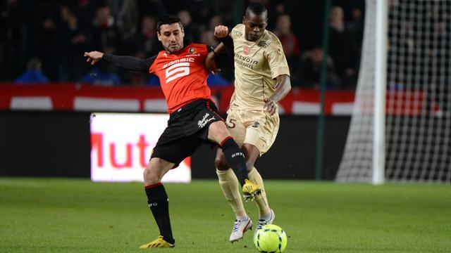 Ligue 1 - Rennes go fourth after win over Valenciennes