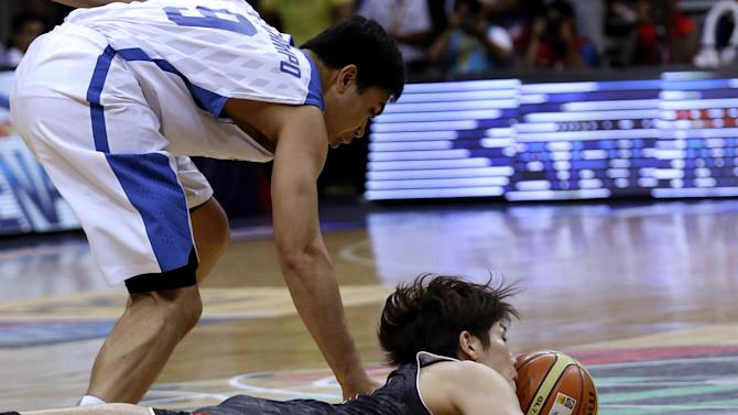 Philippines Basketball