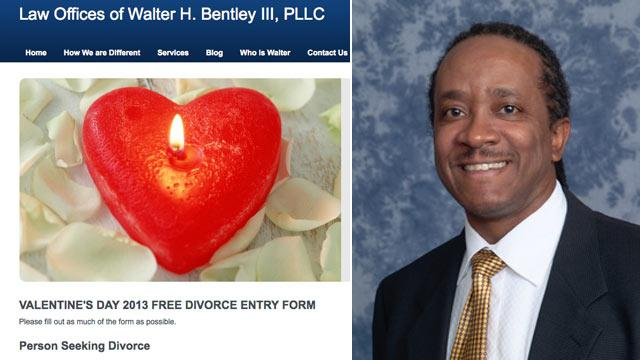 Valentine's Day Special: Free Divorce