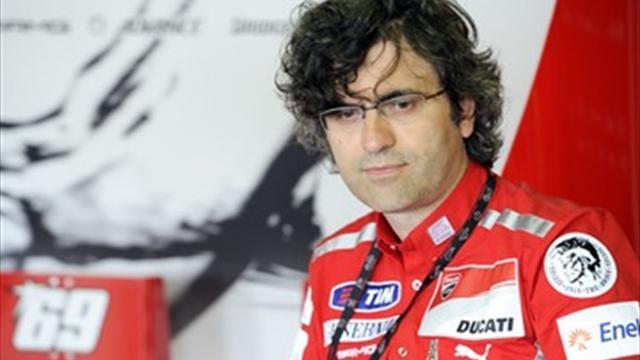 Motorcycling - Preziosi resigns before starting season at Ducati