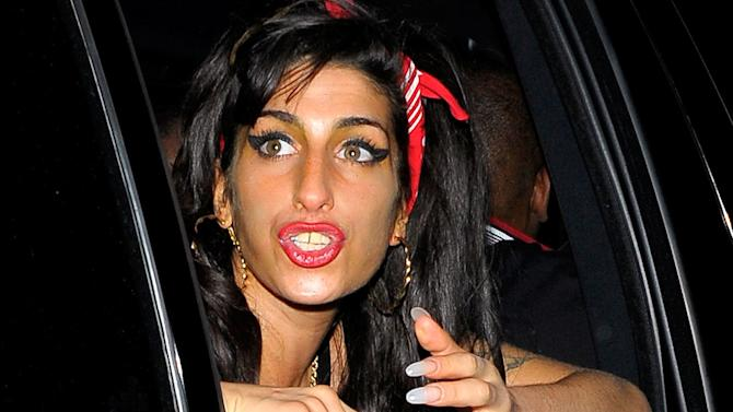 Winehouse Amy London Clb
