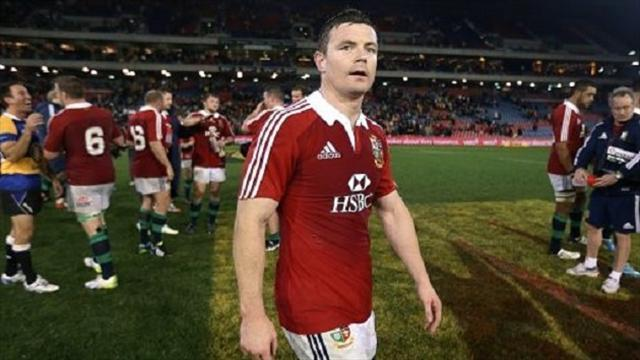 Lions Tour - Axed O'Driscoll 'totally gutted'