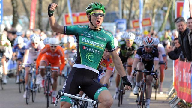 Cycling - Coquard takes debut victory in Etoile des Besseges
