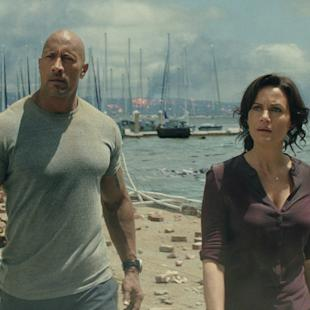 'San Andreas' Review: Dwayne Johnson Does His Best Charlton Heston as California Quakes