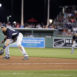 Big Shift: Infields Respond to Data Explosion