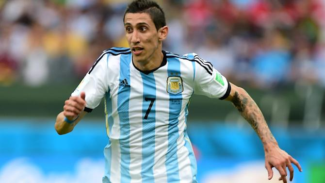 Premier League - Assist king Di Maria in a different class to United's current crop