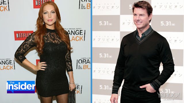 Laura Prepon Shoots Down Tom Cruise Dating Rumors