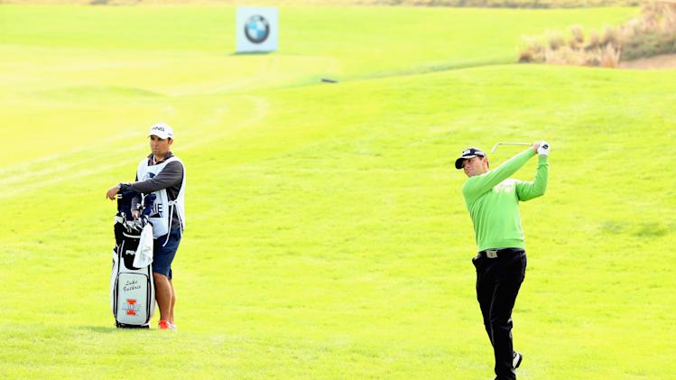BMW Masters - Day Three
