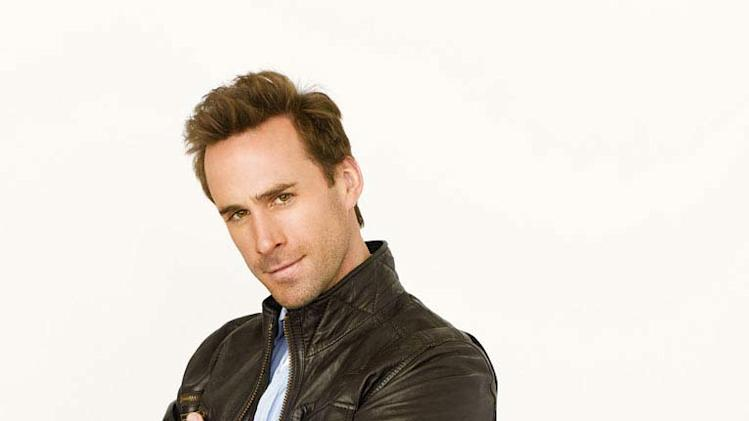 "Joseph Fiennes stars in ""Flash Forward."""