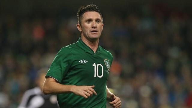 World Cup - Keane missing for Ireland's friendly against Serbia