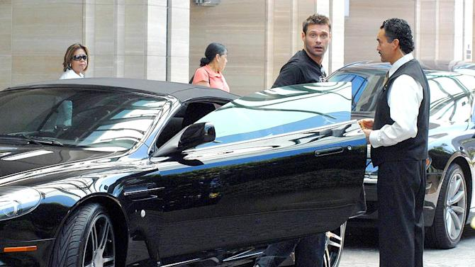 Seacrest Ryan New Bentley