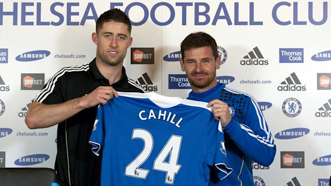 Gary Cahill Names His Best Friend at Chelsea & Reflects on His Own Development Over the Years
