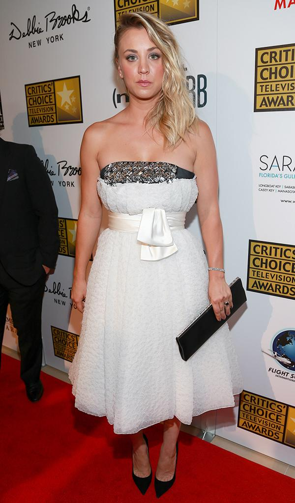 Critics' Choice TV Awards - Debbie Brooks