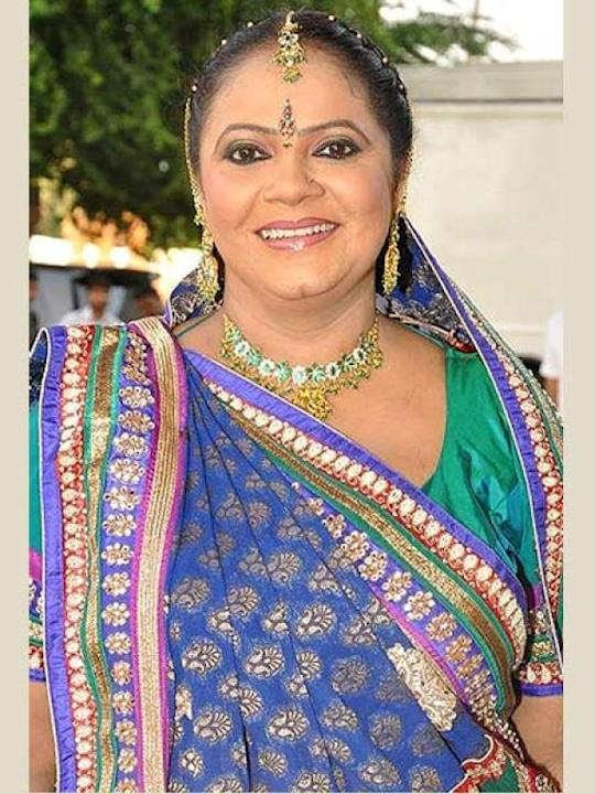 Images via : iDiva.com Rupal Patel (Koki): Rupal Patel may be playing a typical Gujarati mother-in-law in Saath Nibhana Saathiya, but do mom-in-laws dress up like this in real life too? Related Articl