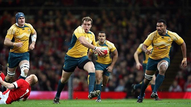 Rugby - Wallabies prop Alexander ruled out of France series