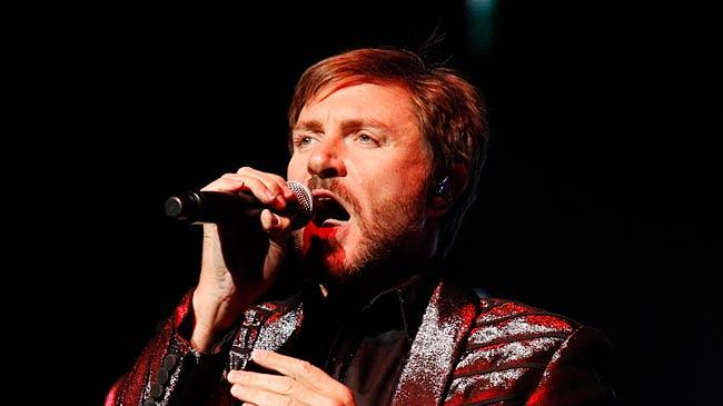Simon Le Bon Nokia Theater