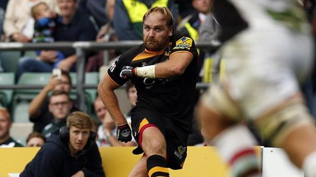 Premiership - Goode gives Wasps dramatic home win