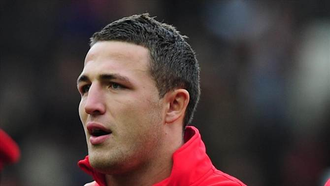 foto di Rugby - Ford: No date for Burgess arrival - Yahoo Eurosport IT