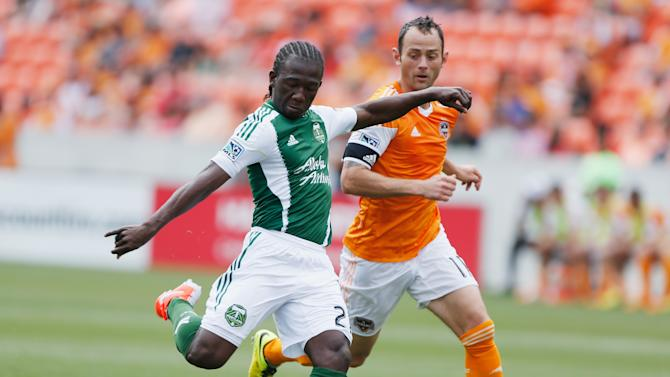 Portland Timbers v Houston Dynamo