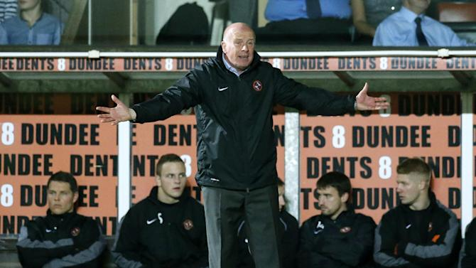 Dundee United boss Peter Houston insists Stranraer will prove a 'difficult' side to beat