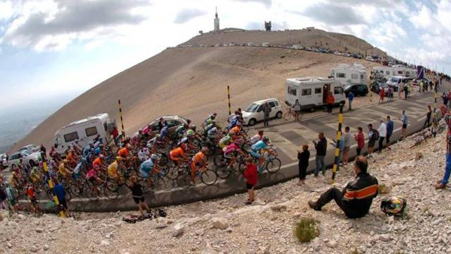 2013 Tour route 'to feature Ventoux'