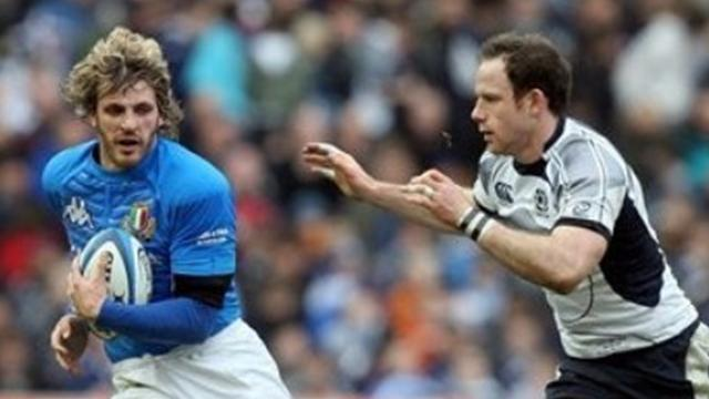 Six Nations - Bergamasco back for Italy after a year out injured