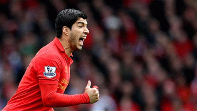 Liga - Madrid 'close on Suarez'